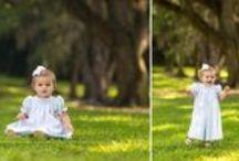 Family Photos / Family portraits in the Jungle Gardens on Avery Island