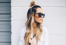 Hair / Hair styles we love.