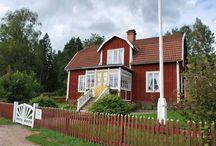 ORTE Schweden / Schwedisches Leben. Lieben, leben, genießen!