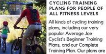 Cycling training / Cycling training to get fit, fast and strong. Includes links to our very popular bike training plans.