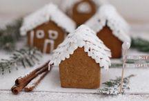 ESSEN Gingerbread Houses