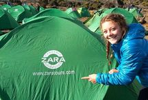 KILIMANJARO CLIMBING WITH ZARA TOURS / Climbing Safely and Successful
