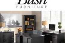 Bush Furniture: Birmingham Executive Collection
