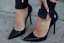 Learning to walk in heels... / by Susan Teixeira