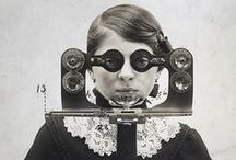 Vintage Medical Equipment  / Photos that make us glad that medical technology has advanced!