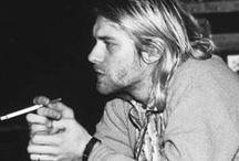 Nirvana // Kurt Cobain