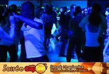 Soirée CapSao - rentrée 2014 / Initiations aux danses latines et soirée endiablée au Markadas Dance Center avec les animateurs et les DJ résidents de radio CapSao Lyon 99.3 FM