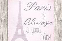 J'adore Paris / Parìs la cité de l'amour