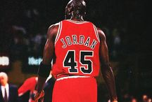 { MJ The Man } / The greatest basketball player ever.
