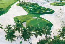Golf / Parcours de golf