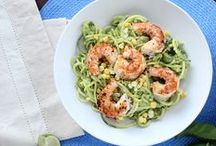 Knocked Up Lunch & Dinner / Meal ideas & recipes for lunch & dinner during pregnancy or anytime!