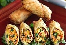 Egg Roll Cover Recipes