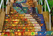 MERDİVEN (STAIRS - SCALA)