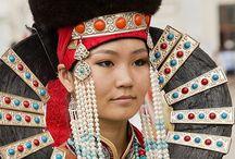 GELENEKSEL KOSTÜM (Traditional Costume)