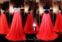 Wedding-prom dresses / Wonderful dresses every teen girl can wear in prom or in a wedding!!