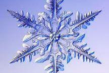KAR TANESİ (Snowflake - fiocco di neve)