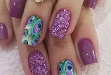 TIRNAK SANATI (Nail Art)