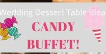 Wedding Candy / Whether you're looking to have a candy buffet or customized candy loot bags as wedding favours, www.candyfunhouse.ca has a wide variety of options to bring your dream candy-filled wedding to life!