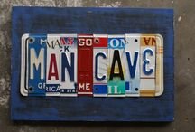 - Man Cave - / Rustic interiors. Masculine rooms. Game rooms.