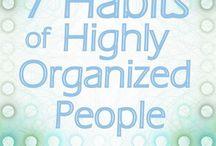 .Organize me please!!! / Organization