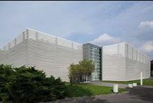 Creative Center by Cerri Associati / Progetto e design by Studio Cerri & Associati, Pierluigi Cerri, Alessandro Colombo. / by Casalgrande Padana