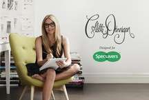 Collette Dinnigan Designed for Specsavers