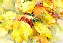 Sherry Schmidt Watercolors / Watercolors by Sherry Schmidt. / by Sherry Schmidt