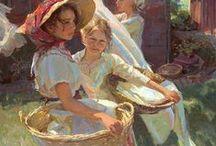 Children/Grandchildren/Great-Grandchildren / by Fern Haven