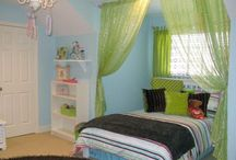 - Teen bedroom - / At this age your room is as important as your clothes are. They help express your style.  These Pins have tons of inspiration to help you find that fun space you can call your own.
