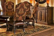- Tuscan home decor - / Tuscan decor is known for its deep colors, dark woods, and wonderful rich fabrics. A great choice if you want a time honored  style that you can add to all of your life. A great investment in your home.