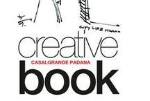 Creative Book by Casalgrande Padana / Giunto ormai alla settima edizione, Creative Book è una pubblicazione che sottolinea l'attenzione e l'interesse di Casalgrande Padana per il mondo dell'architettura, del design e della ricerca. / by Casalgrande Padana