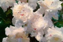 White Flowers / by Sherry Schmidt