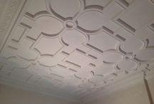 Lijsten plafond  / Lijstwerk zardoni