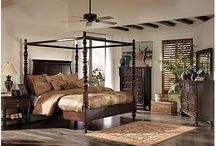 - British Colonial style- / Dark woods, leather trunks, and timeless quality. A mix of British and a touch of tropical. This style has been around for a very long time and a great investment as it will be around many years to come.