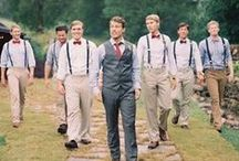 For the Grooms / Ideas for grooms and groomsmen