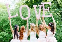 For the Brides / Ideas for brides and bridesmaids