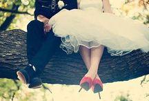 Alternative Weddings / Fun and exhilarating alternative wedding inspirations