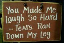 Funny - haha