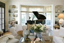- Music room - / A room just for the love of music.  Practicing or listening to music is so good for the soul. Inspire that creative mind and soar.