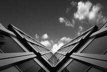 Modern Architechture / Modern architechture, buildings, lines,