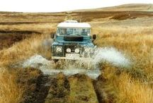 Off Roaders / Land Rover, jeeps and other off roaders.