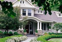 • Curb appeal / Ideas for improving the curb appeal of your home.