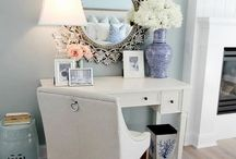 - Home Office And Study - / It's a serious space where important parts of your life take place. Why not make it spectacular