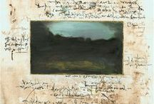 Sketchbooks and Mail Art / by Sherry Schmidt