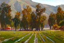 Inspiring Art - Farmland, Ranch-land, Vineyards / by Sherry Schmidt