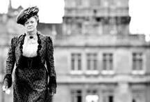 Downton Abbey / One of my favorite tv series. Love these characters.