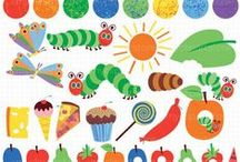Picture book play-The Very Hungry Caterpillar