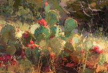 Desert Landscape / by Sherry Schmidt