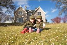 A family business / 4 generations of Cowaps have built a business of award winning Farm Shops, Coffee Shops, Butcheries and Forest Lodges and they are now investing in the Highlands of Scotland, with the new venture; Muckrach Country House Hotel