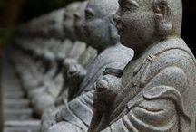 VARIOUS BUDDHA STATUE